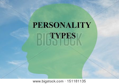 Personality Types Concept