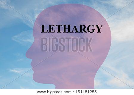 Lethargy - Medical Concept