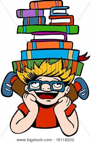 Book Reader Kid