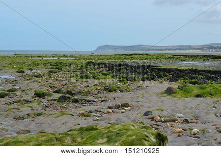 view from coast in Nord Pas De Calais
