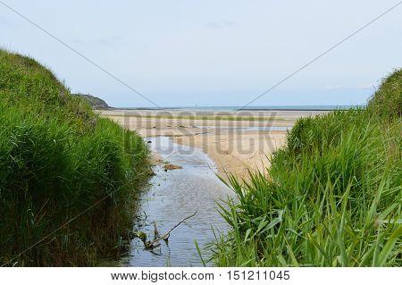 view of a trail in Nord Pas De Calais