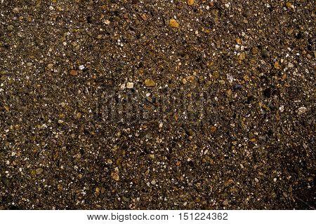 Asphalt, asphalt texture, scabrous asphalt background, asphalt pattern