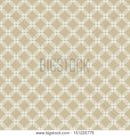 Geometric fine abstract octagonal background. Seamless modern pattern. Pastel colors
