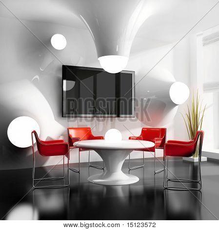 New Modern Cafe