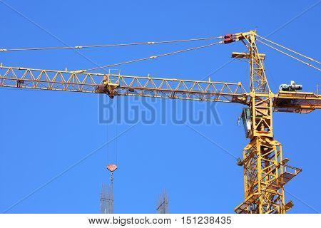 Machinery Construction Crane
