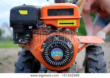 The Tractor Engine