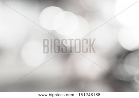 White blurred abstract background / grey abstract background. soft backdrop of nature abstract background. used for wallpaper or background