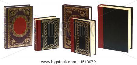 Standing Books
