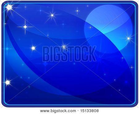 Moonlight Sky Texture