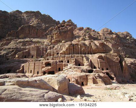 Tomb's of Petra