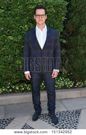 LOS ANGELES - SEP 25:  Matt McGorry arrives to the The Rape Foundation Annual Brunch on September 25, 2016 in Hollywood, CA