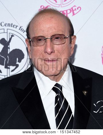 LOS ANGELES - OCT 8:  Clive Davis arrives to the Carousel of Hope 2016 on October 8, 2016 in Hollywood, CA