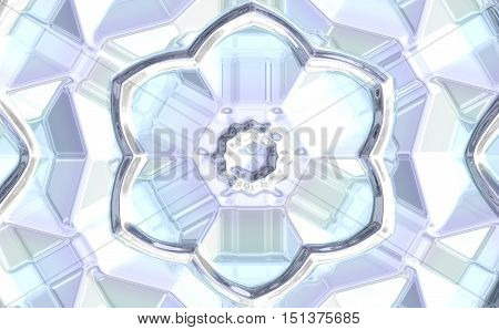 White floral abstract pure innocent symbol image picture