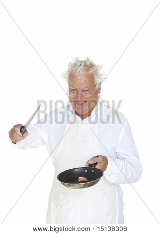 Crazy Chef--i Can Cook Everything...