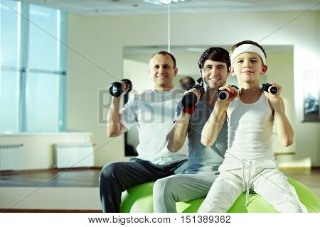 Strong males