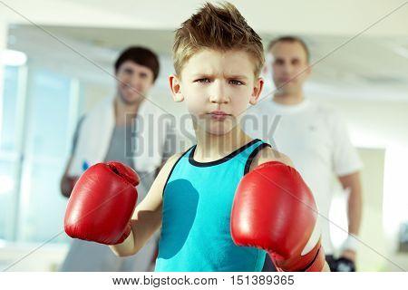 Hard boxer