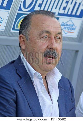 Valeriy Gazzaev Of Dynamo Kyiv