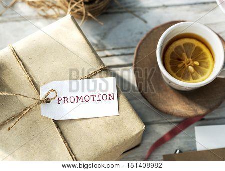 Promotion Campaign Sale Marketing Graphic Concept
