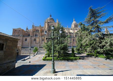 New Cathedral Of Salamanca, Spain