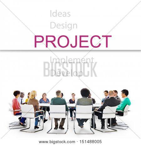 Project Design Implement Development Concept