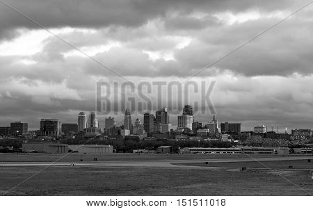 Kansas City Missouri and the Downtown Airport
