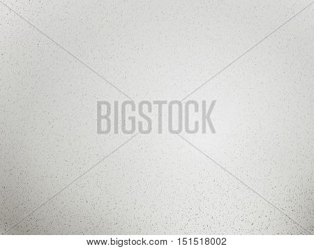 Gray background with small speckles. Cloudy vector background