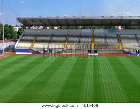 leere Fußballstadion 3