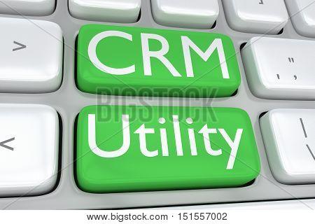 Crm Utility Concept