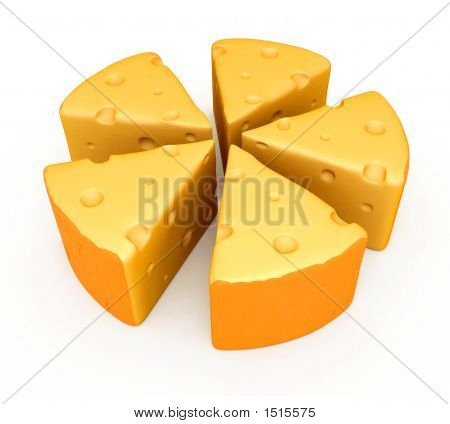 A Peace Of Cheese