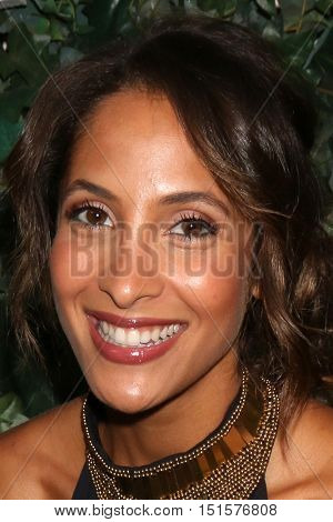 LOS ANGELES - OCT 10:  Christel Khalil at the CBS Daytime #1 for 30 Years at the Paley Center For Media on October 10, 2016 in Beverly Hills, CA