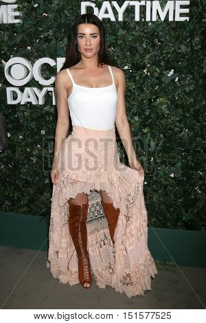 LOS ANGELES - OCT 10:  Jacqueline MacInnes Wood at the CBS Daytime #1 for 30 Years Exhibit Reception at the Paley Center For Media on October 10, 2016 in Beverly Hills, CA
