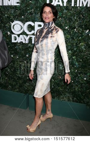 LOS ANGELES - OCT 10:  Lesli Kay at the CBS Daytime #1 for 30 Years Exhibit Reception at the Paley Center For Media on October 10, 2016 in Beverly Hills, CA