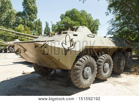 Armored Personnel Carrier, Military Equipment