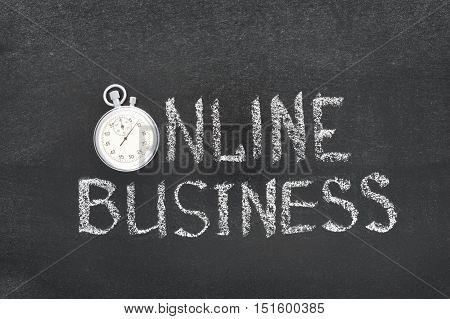 Online Business Watch