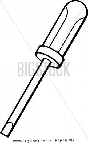 flat head screwdriver