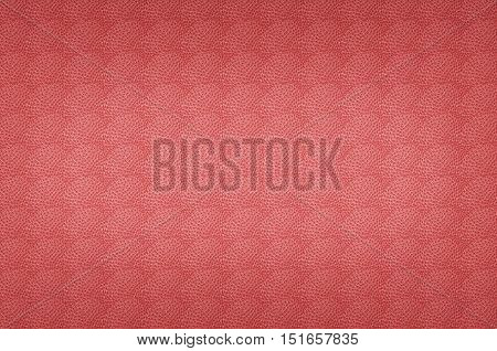 Textured red background. It seems like red cells.