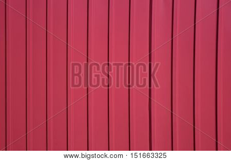 Trapezoidal metal sheet. Macro details and framed for background textures.