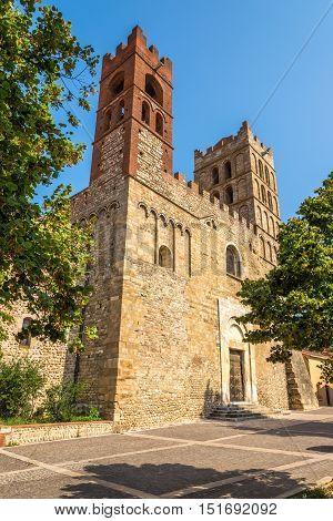 Cathedral of Saint Eulalia and Saint Julia in Elne