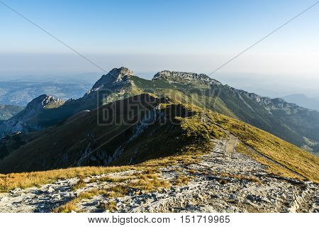 The Massif Giewont.