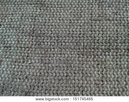Rough Yellow Green Fabric