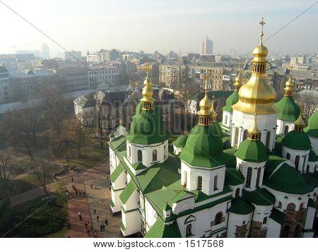 Sofia-Sobor In Kiev