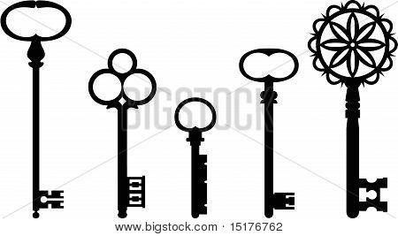 Old Key.eps