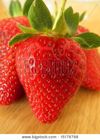 Mouthwatering Strawberry