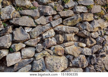 stone wall stone wall structure block stability facade material