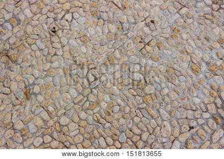Cobblestone Floor