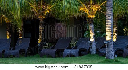 Relaxing Lounge Area