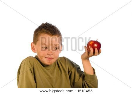 Dirty Kid Series - Apple For The