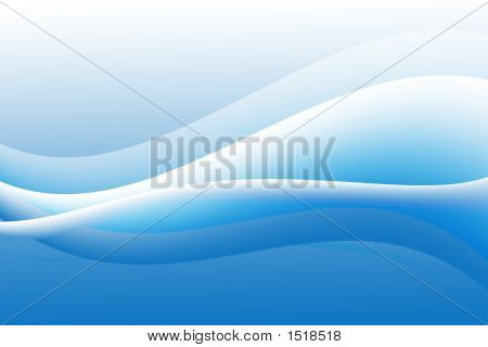 Dynamic Waves Background