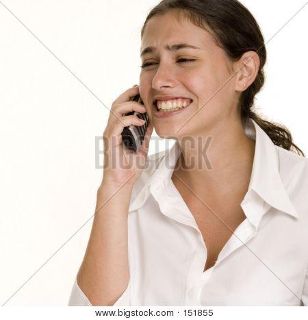 Phone Frustration