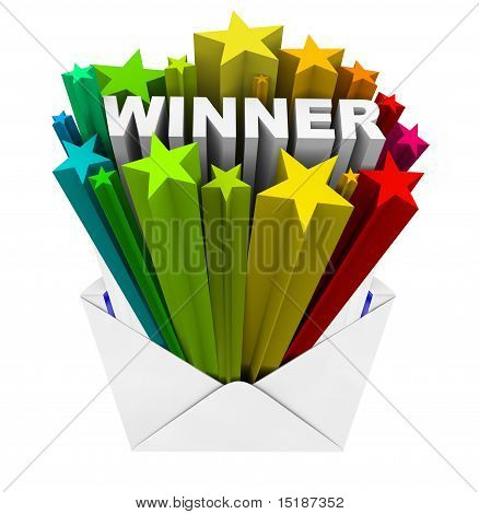 And The Winner Is... Opening The Envelope
